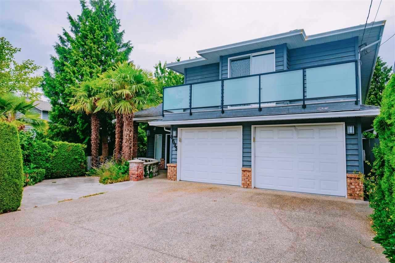 Main Photo: 4695 STEVESTON Highway in Richmond: Steveston North House for sale : MLS®# R2422962