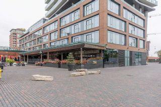 Photo 2: 807 70 Distillery Lane in Toronto: Waterfront Communities C8 Condo for sale (Toronto C08)  : MLS®# C5399416