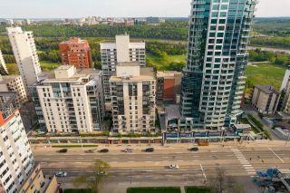 Photo 1: 701 11933 JASPER Avenue in Edmonton: Zone 12 Condo for sale : MLS®# E4246820
