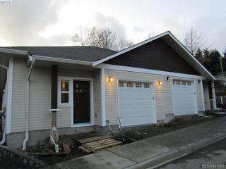 Photo 1: 120 6800 W Grant Rd in SOOKE: Sk Sooke Vill Core Row/Townhouse for sale (Sooke)  : MLS®# 829041