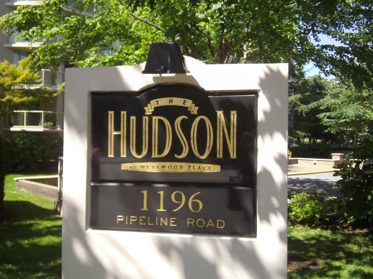 Welcome to the HUDSON!
