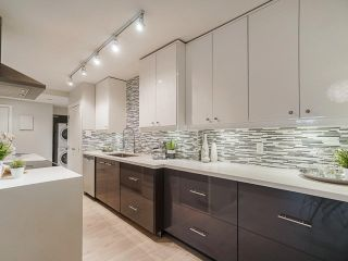 """Photo 10: 101 756 GREAT NORTHERN Way in Vancouver: Mount Pleasant VE Condo for sale in """"Pacific Terraces"""" (Vancouver East)  : MLS®# R2577587"""
