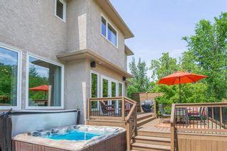Photo 40: 647 Oakdale Drive in Winnipeg: Charleswood Residential for sale (1G)  : MLS®# 202113883