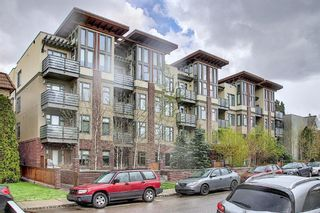 Main Photo: 109 1720 10 Street SW in Calgary: Lower Mount Royal Apartment for sale : MLS®# A1154788