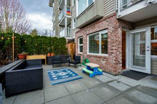 "Photo 22: 111 2373 ATKINS Avenue in Port Coquitlam: Central Pt Coquitlam Condo for sale in ""THE CARMANDY"" : MLS®# R2554819"