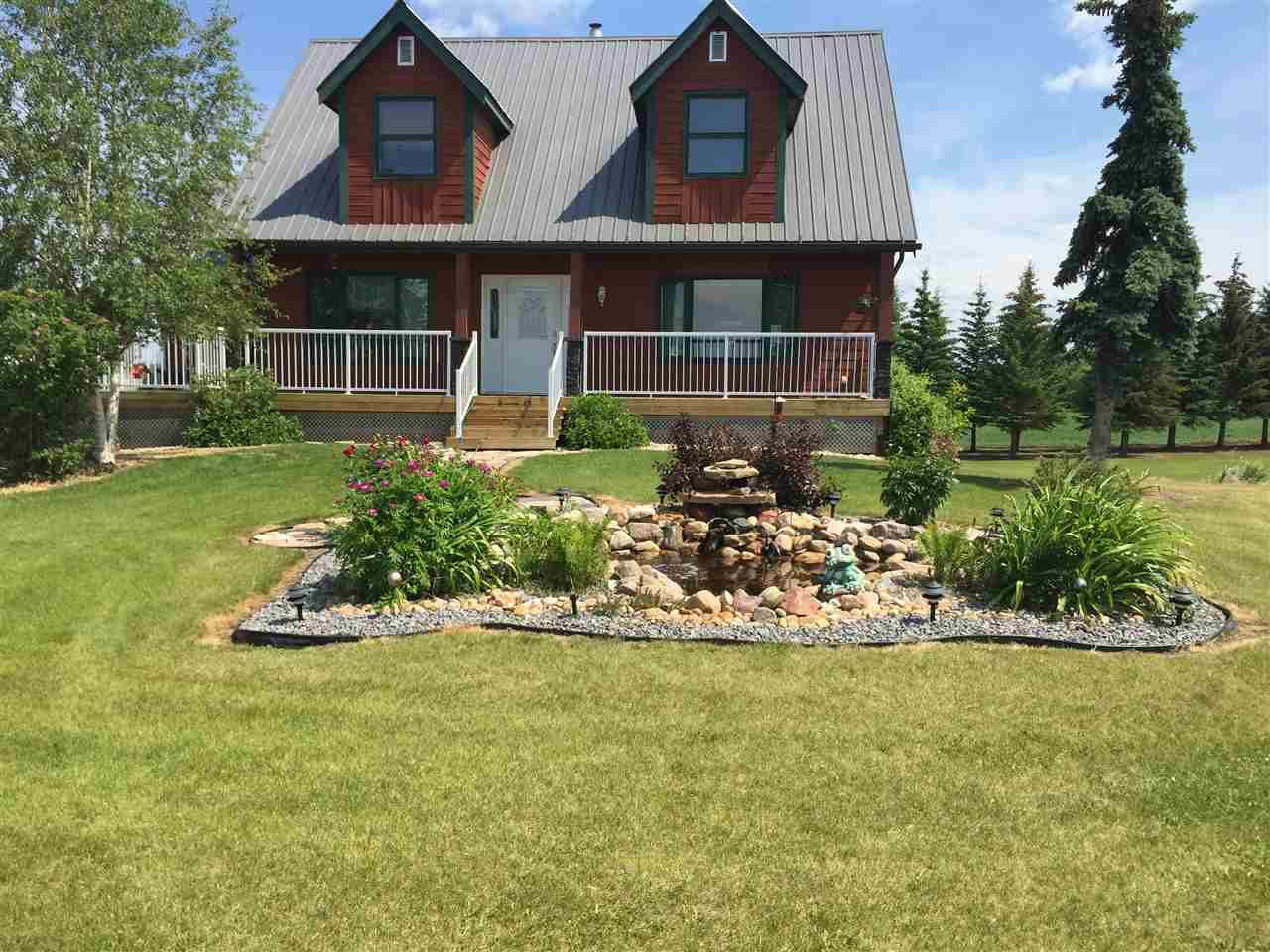 Main Photo: 26418 TWP 633: Rural Westlock County House for sale : MLS®# E4252312