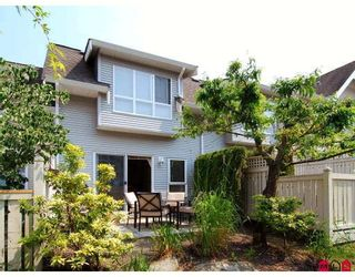 """Photo 9: 27 8844 208TH Street in Langley: Walnut Grove Townhouse for sale in """"Mayberry"""" : MLS®# F2904935"""
