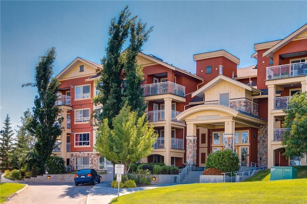 Main Photo: 412 5115 RICHARD Road SW in Calgary: Lincoln Park Apartment for sale : MLS®# C4243321