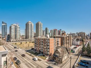 Photo 14: 704 1208 14 Avenue SW in Calgary: Beltline Apartment for sale : MLS®# A1098111