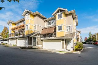 "Photo 1: 45 6036 164 Street in Surrey: Cloverdale BC Townhouse for sale in ""Arbour Village"" (Cloverdale)  : MLS®# R2308185"