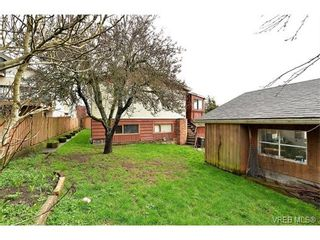 Photo 15: 854 Phoenix St in VICTORIA: Es Old Esquimalt House for sale (Esquimalt)  : MLS®# 753458