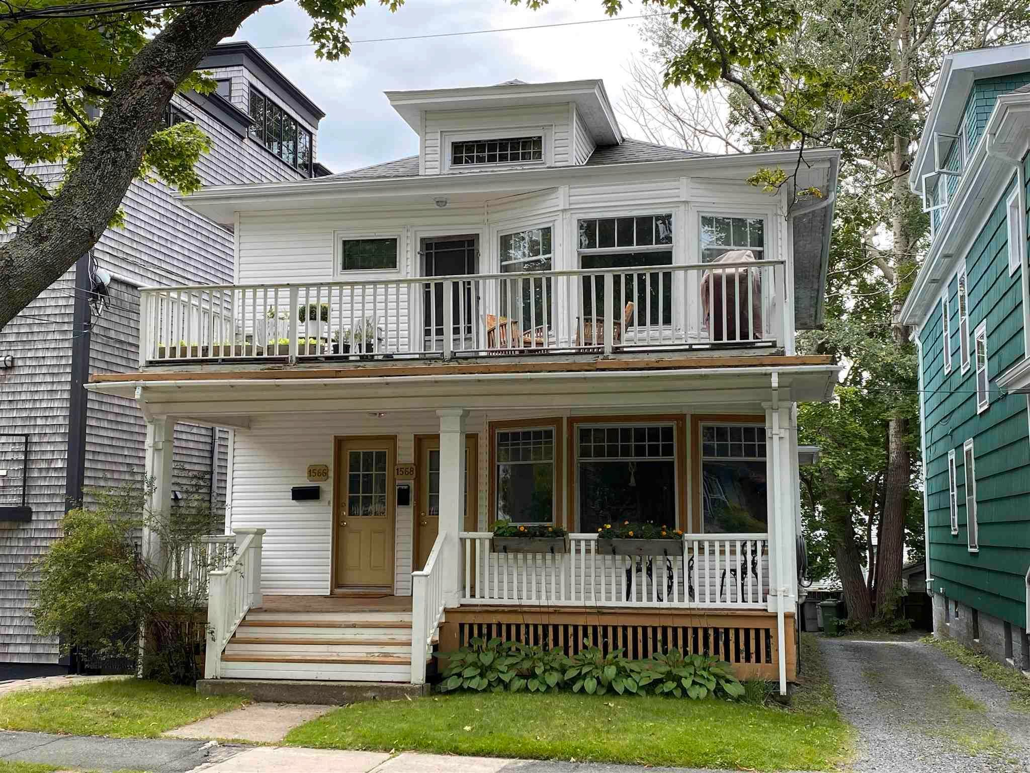 Main Photo: 1564 Larch Street in Halifax: 2-Halifax South Multi-Family for sale (Halifax-Dartmouth)  : MLS®# 202121774