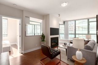 Photo 2: 602 1238 BURRARD STREET in Vancouver: Downtown VW Condo for sale (Vancouver West)  : MLS®# R2612508