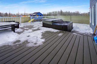 Photo 42: 6405 ELSTON Loop in Edmonton: Zone 57 House for sale : MLS®# E4224899