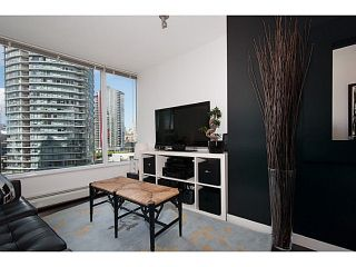 """Photo 7: 1503 58 KEEFER Place in Vancouver: Downtown VW Condo for sale in """"Firenze 1"""" (Vancouver West)  : MLS®# V1071192"""