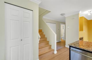 """Photo 11: 601 4025 NORFOLK Street in Burnaby: Central BN Townhouse for sale in """"NORFOLK TERRACE"""" (Burnaby North)  : MLS®# R2536428"""