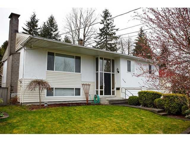 Main Photo: 1580 ELINOR CR in Port Coquitlam: Mary Hill House for sale : MLS®# V882062