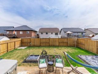 Photo 39: 1414 Paton Crescent in Saskatoon: Willowgrove Residential for sale : MLS®# SK859637