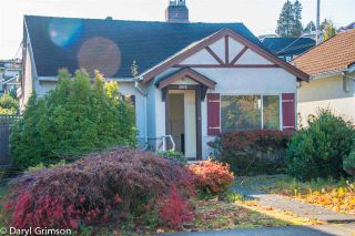 "Photo 1: 2854 W 24TH Avenue in Vancouver: Arbutus House for sale in ""Arbutus"" (Vancouver West)  : MLS®# R2416109"