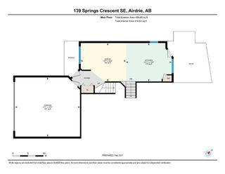 Photo 38: 139 Springs Crescent SE: Airdrie Detached for sale : MLS®# A1065825