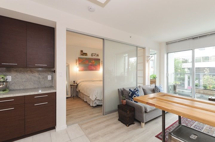 Photo 6: Photos: 206 2528 MAPLE STREET in Vancouver: Kitsilano Condo for sale (Vancouver West)  : MLS®# R2105698