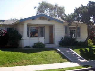 Photo 1: MISSION HILLS House for sale : 3 bedrooms : 4383 Trias in San Diego
