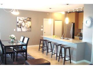 "Photo 3: 2302 400 CAPILANO Road in Port Moody: Port Moody Centre Condo for sale in ""ARIA 2"" : MLS®# V1019598"