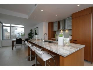 "Photo 3: 2306 1028 BARCLAY Street in Vancouver: West End VW Condo for sale in ""PATINA"" (Vancouver West)  : MLS®# V1054453"