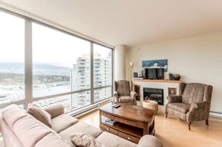 """Photo 8: 2303 1228 W HASTINGS Street in Vancouver: Coal Harbour Condo for sale in """"THE PALLADIO"""" (Vancouver West)  : MLS®# R2159180"""