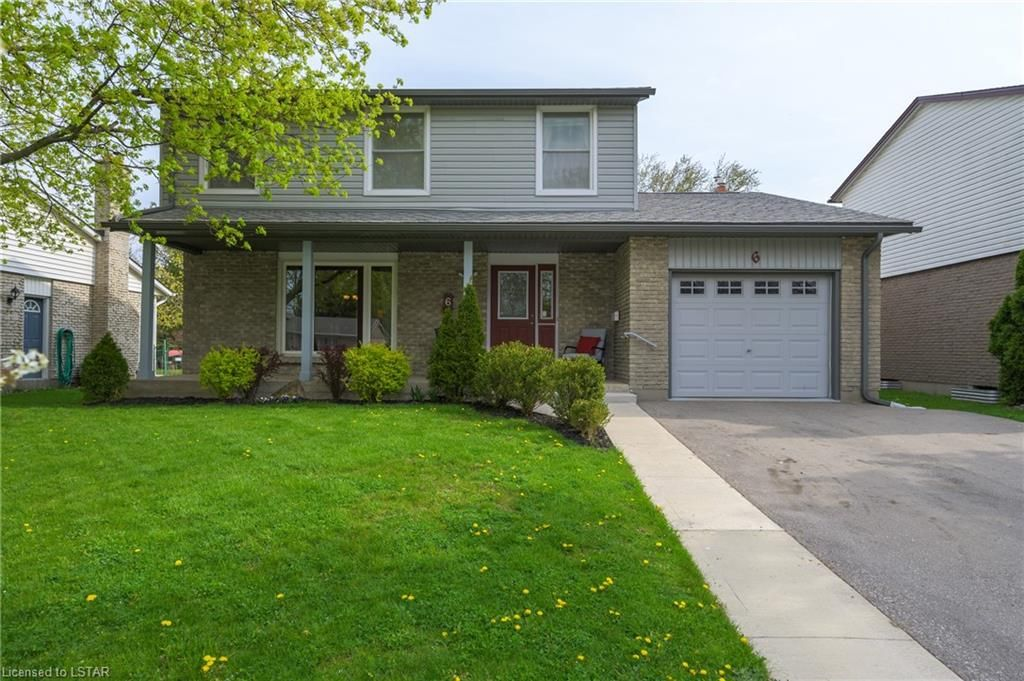 Main Photo: 6 FARNHAM Crescent in London: South M Residential for sale (South)  : MLS®# 40104065