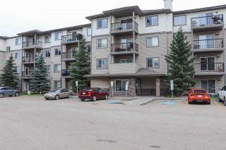 Photo 1: 304 1188 HYNDMAN Road in Edmonton: Zone 35 Condo for sale : MLS®# E4248234