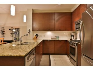 "Photo 3: 112 101 MORRISSEY Road in Port Moody: Port Moody Centre Condo for sale in ""LIBRA AT SUTER BROOK VILALGE"" : MLS®# R2010522"