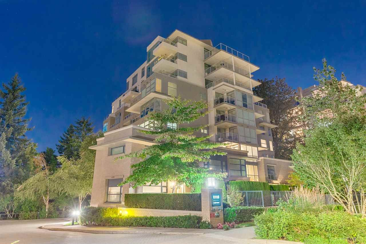 "Main Photo: 603 9262 UNIVERSITY Crescent in Burnaby: Simon Fraser Univer. Condo for sale in ""NOVO II"" (Burnaby North)  : MLS®# R2397579"