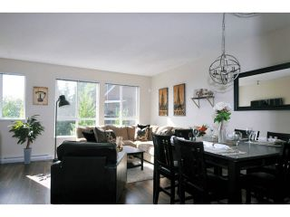 """Photo 5: 102 1480 SOUTHVIEW Street in Coquitlam: Burke Mountain Townhouse for sale in """"CEDAR CREEK NORTH"""" : MLS®# V1088331"""