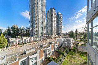 Photo 16: 606 4880 BENNETT Street in Burnaby: Metrotown Condo for sale (Burnaby South)  : MLS®# R2537281