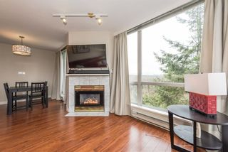 """Photo 2: 1105 9603 MANCHESTER Drive in Burnaby: Cariboo Condo for sale in """"STRATHMORE TOWERS"""" (Burnaby North)  : MLS®# R2228642"""