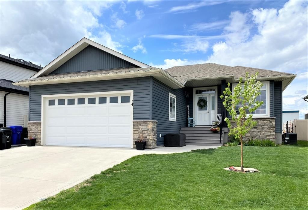 Main Photo: 14 Erhart Close: Olds Detached for sale : MLS®# A1109724