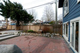 Photo 52: 1925 GARDEN Drive in Vancouver: Grandview VE House for sale (Vancouver East)  : MLS®# V936099