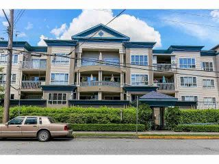 "Photo 1: 307 20727 DOUGLAS Crescent in Langley: Langley City Condo for sale in ""JOSEPH'S COURT"" : MLS®# F1414557"