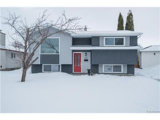 Photo 1: 358 Dalhousie Drive in Winnipeg: Fort Richmond Residential for sale (1K)  : MLS®# 1703003