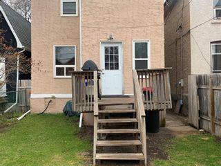 Photo 36: 707 Strathcona Street in Winnipeg: Residential for sale (5C)  : MLS®# 202010276
