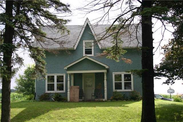 Main Photo: 435109 4th Line in Amaranth: Rural Amaranth House (1 1/2 Storey) for lease : MLS®# X4200365
