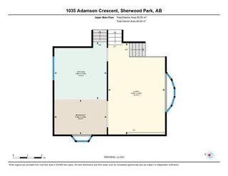 Photo 42: 1035 ADAMSON Crescent: Sherwood Park House for sale : MLS®# E4256294