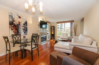 """Photo 2: 405 2138 MADISON Avenue in Burnaby: Brentwood Park Condo for sale in """"MOSAIC RENAISSANCE"""" (Burnaby North)  : MLS®# R2222436"""