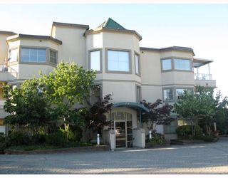 """Photo 1: 103 78 RICHMOND Street in New_Westminster: Fraserview NW Condo for sale in """"GOVENOR'S COURT"""" (New Westminster)  : MLS®# V659014"""