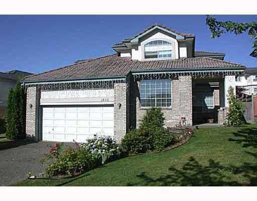 Main Photo:  in Coquitlam: Westwood Plateau House  : MLS®# V769270