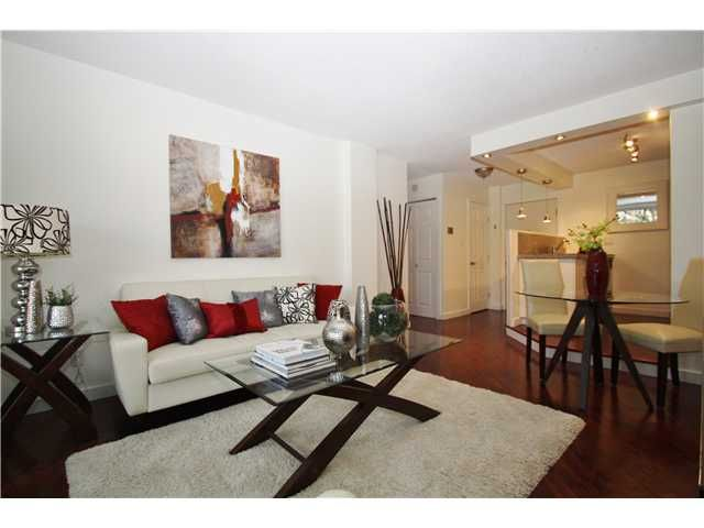 Main Photo: 208 515 57 Avenue SW in CALGARY: Windsor Park Condo for sale (Calgary)  : MLS®# C3626262