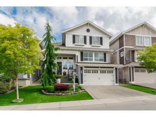 "Photo 1: 20141 68A Avenue in Langley: Willoughby Heights House for sale in ""Woodbridge"" : MLS®# R2354583"