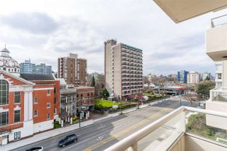 "Photo 27: 602 1405 W 12TH Avenue in Vancouver: Fairview VW Condo for sale in ""The Warrenton"" (Vancouver West)  : MLS®# R2548052"