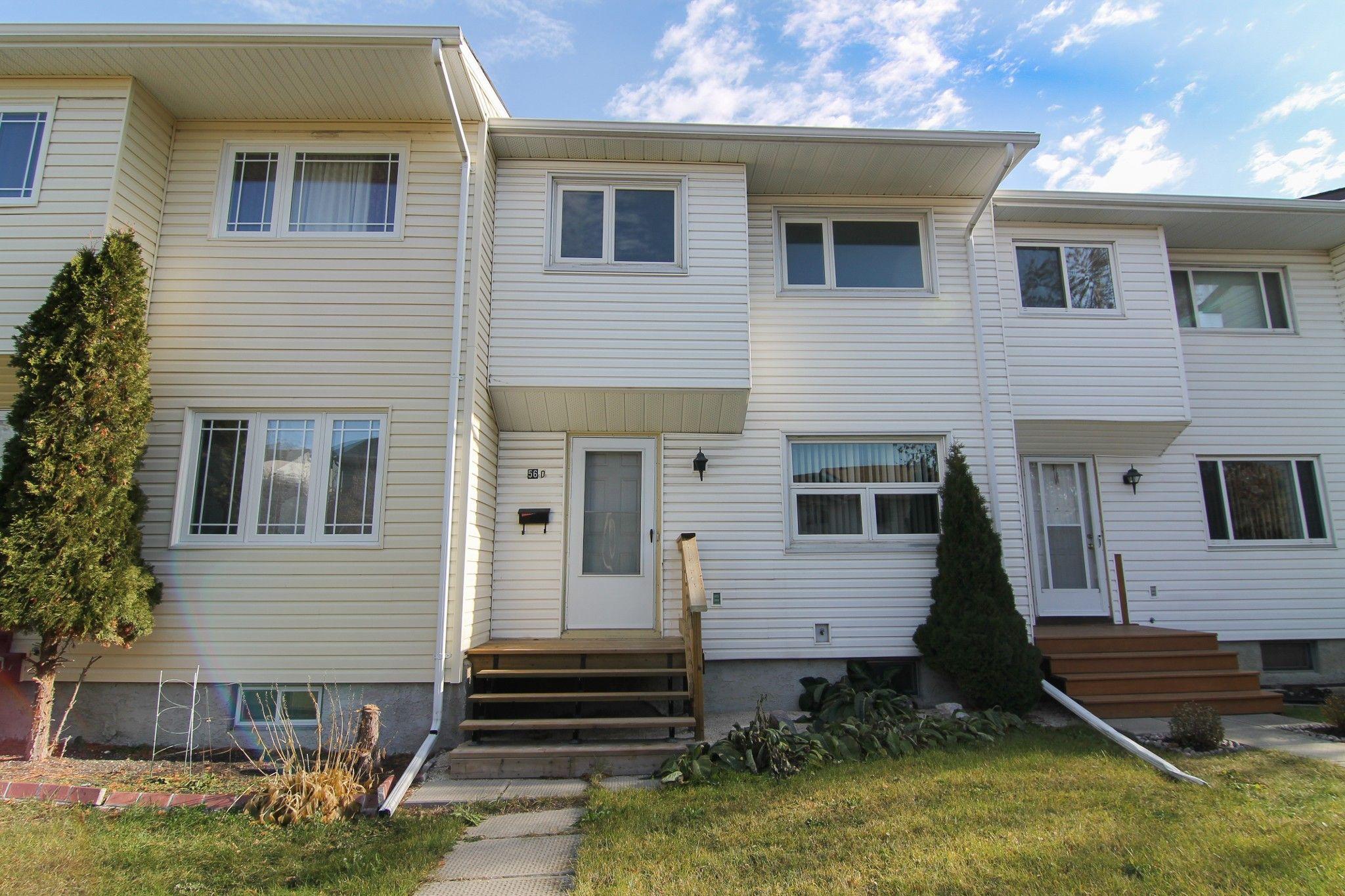 Main Photo: 56 Rougeau Avenue in Winnipeg: Townhouse for sale (3K)  : MLS®# 1828706